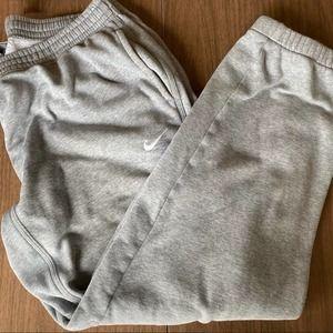Nike Sportswear Cotton Gray Standard Sweats XL